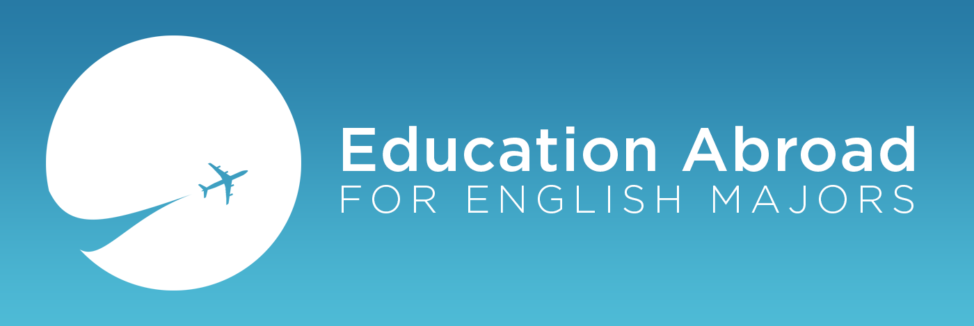 Education Abroad for English Majors
